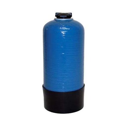 Flasche leer für Mischbettharz und die Purastart Mini ohne Inhalt