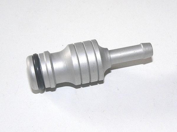 6mm Schlauchanschluss an Standard Wasseranschluss