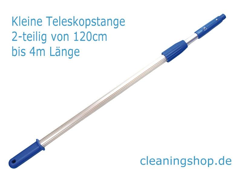 Aluminium Teleskopstange Ausziehba
